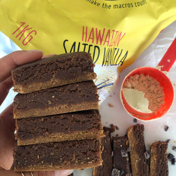 PB & Chocolate <br> Protein Bars