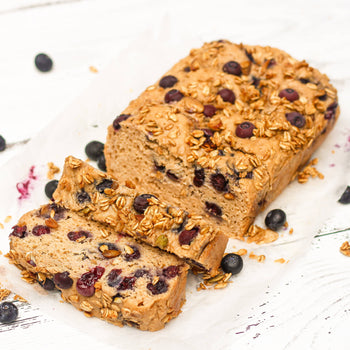 Blueberry Muffin <br> Protein Loaf