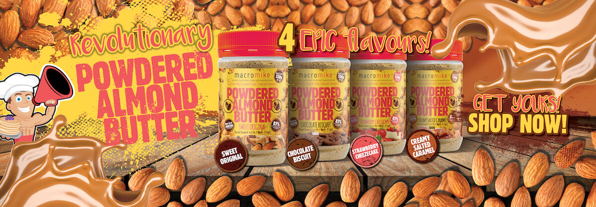 Premium Almond Protein Sample Pack