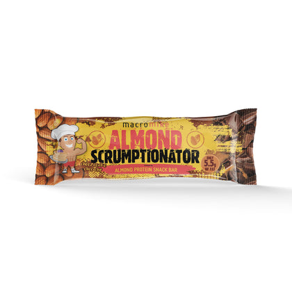 Almond Scrumptionator Protein Bar (1 x 45g)