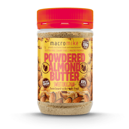 Original Powdered Almond Butter (180g Jar)