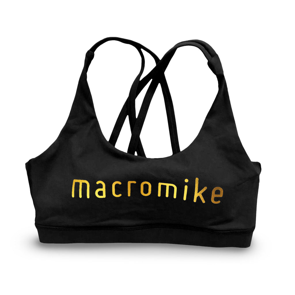 Exclusive Black Friday Macro Mike Sports Bra