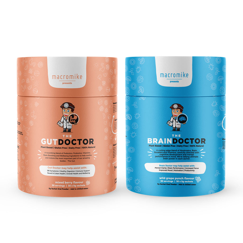 Bundle - Doctor Series Double Pack (Choose Any 2)