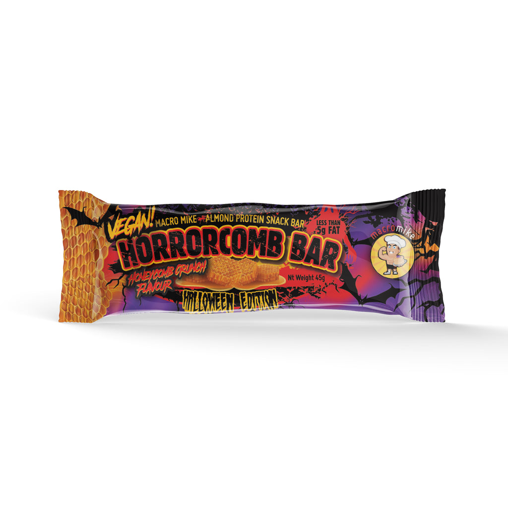 Almond Horrorcomb Protein Bar (1 x 45g)