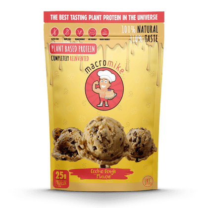 Cookie Dough Plant Based Protein (1kg Bag)