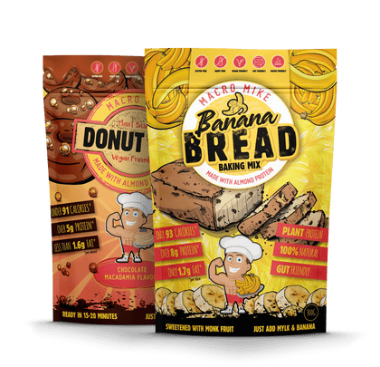 Bundle - Baking Mix Double Pack (Choose Any 2 Flavours)