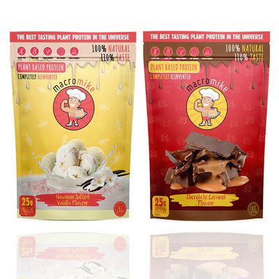 Bundle - Protein Double Pack (Choose Any 2 Flavours)