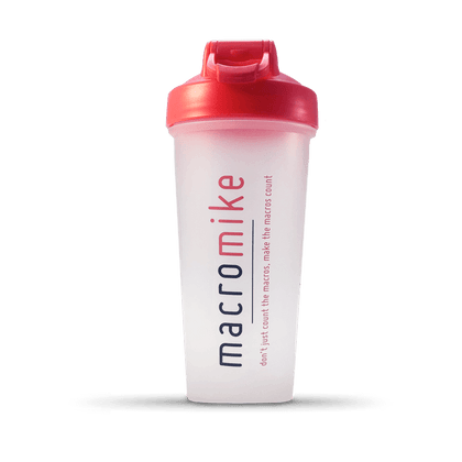 Macro Mike Protein Shaker - Drink Bottle