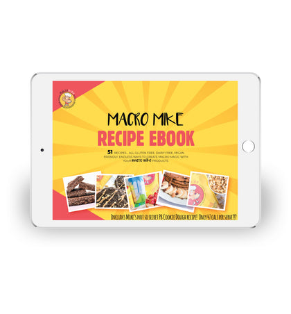 The Awesome Macro Friendly Recipe Ebook 2.0