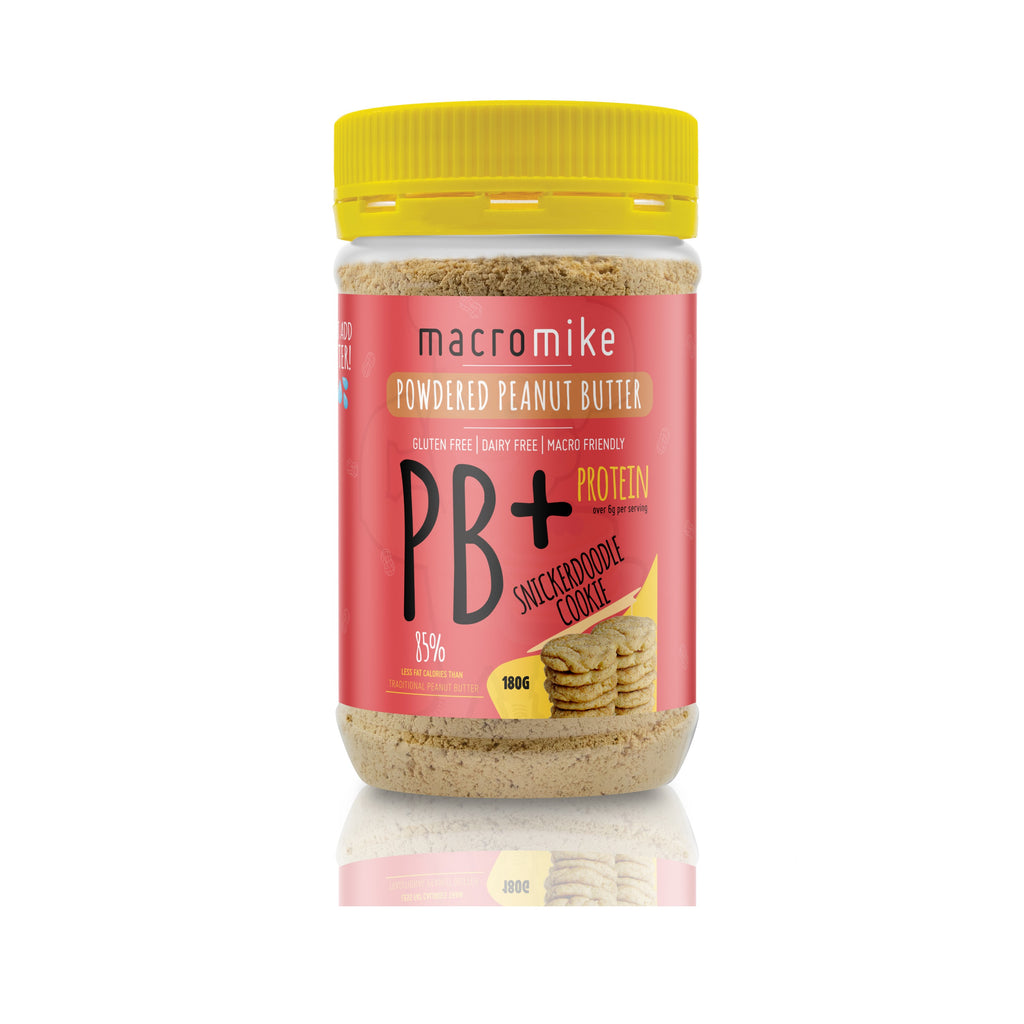 Powdered Nut Butter 5