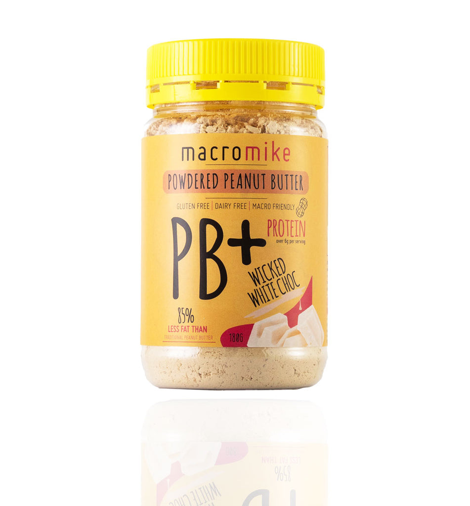 Powdered Nut Butter 2