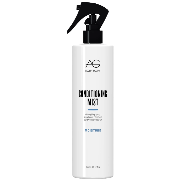AG Hair Care Conditioning Mist Detangling Spray Moisture 12oz / 355mL