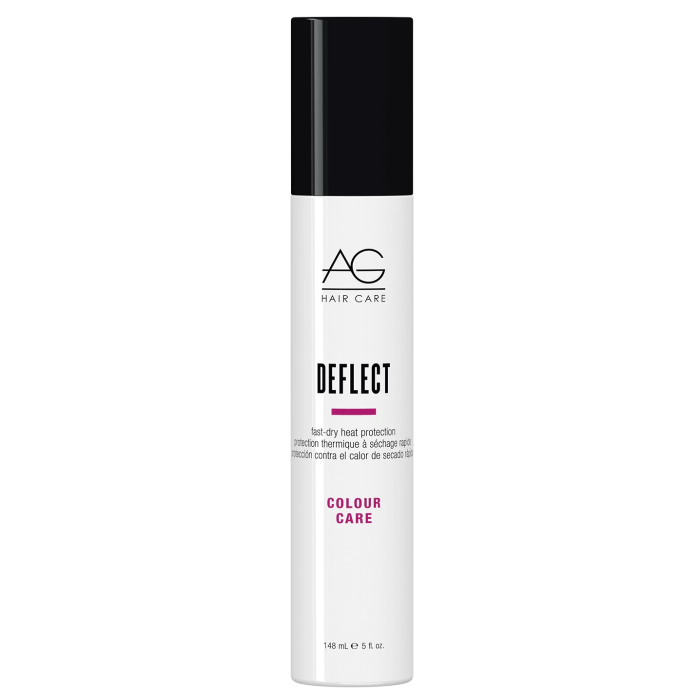 AG Hair Care Deflect Fast-Dry Heat Protection Color Care 5oz / 148mL