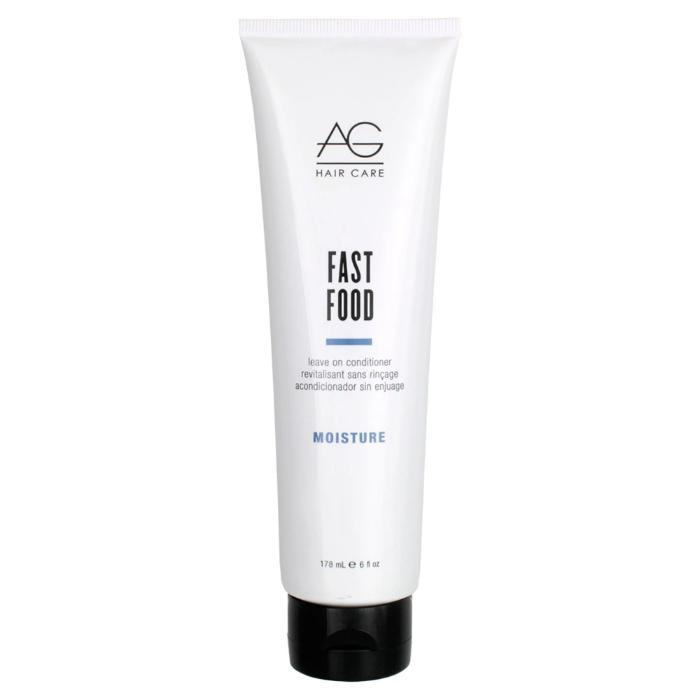 AG Hair Care Fast Food Leave On Conditioner Moisture 6oz / 178mL