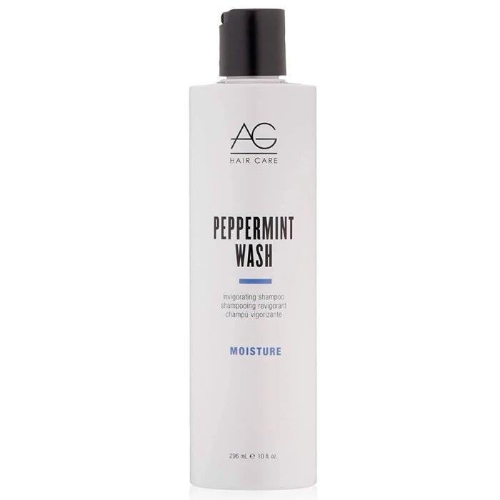 AG Hair Care Peppermint Wash Invigorating Shampoo Moisture 10oz / 296mL