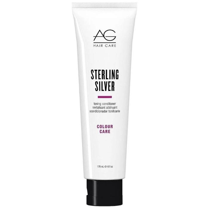 AG Hair Care Sterling Silver Toning Conditioner Color Care 6oz / 178mL
