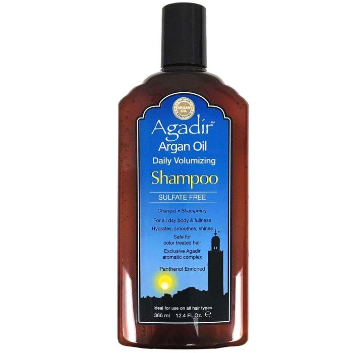 Agadír Argan Oil Daily Volumizing Shampoo Sulfate Free 12.4oz / 366ml