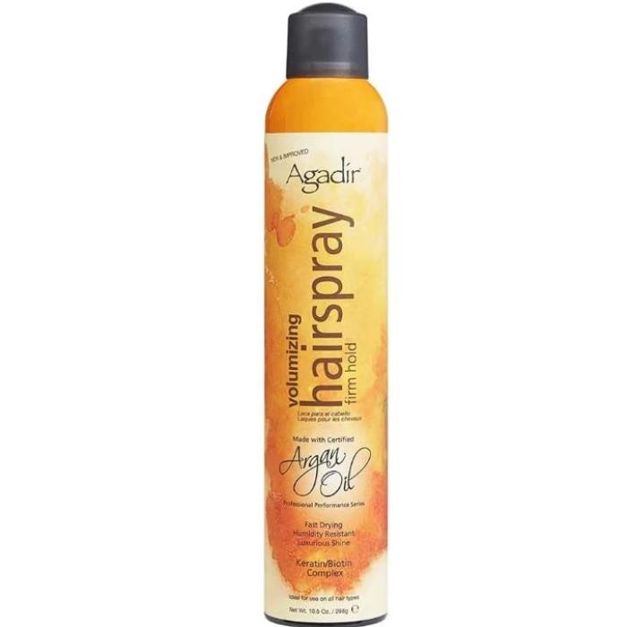 Agadír Argan Oil Volumizing Hairspray Firm Hold 10.5 oz / 298g