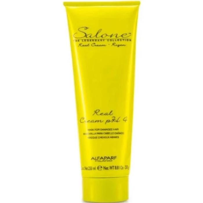 Alfaparf Milano Salone The Legendary Collection Real Cream Ph 4 Mask 8.81oz / 250ml / 250g