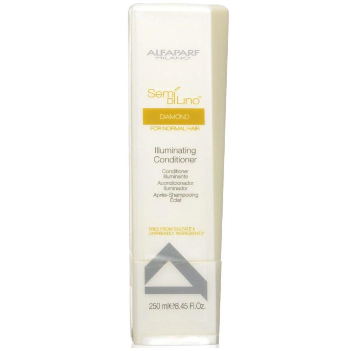 Alfaparf Milano Semi Di Lino Diamond Illuminating Conditioner