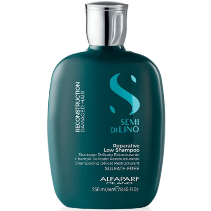 Alfaparf Milano Semi Di Lino Reparative Low Shampoo 8.45oz / 250ml