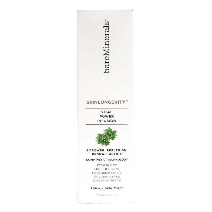 Bareminerals Skin Longevity Vital Power Infusion 1.7oz / 50ml