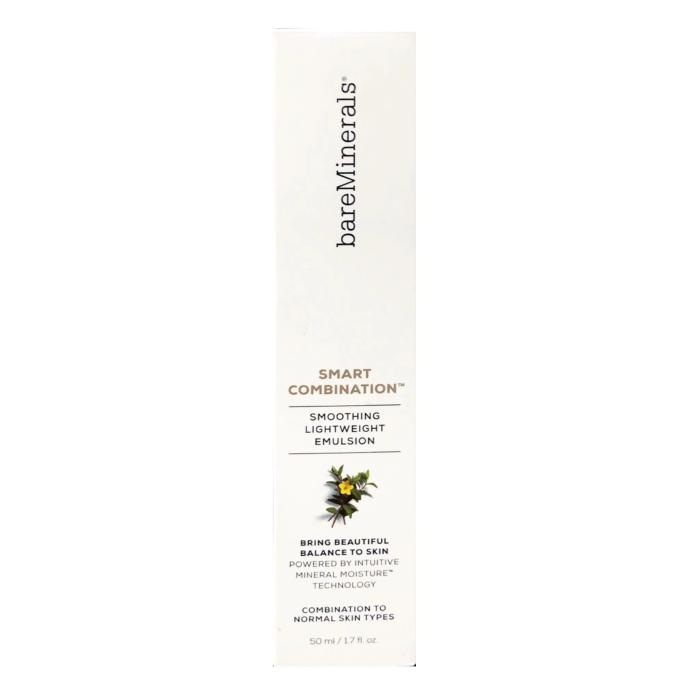 Bareminerals Smart Combination Smoothing Lightweight Emulsion 1.7oz / 50ml
