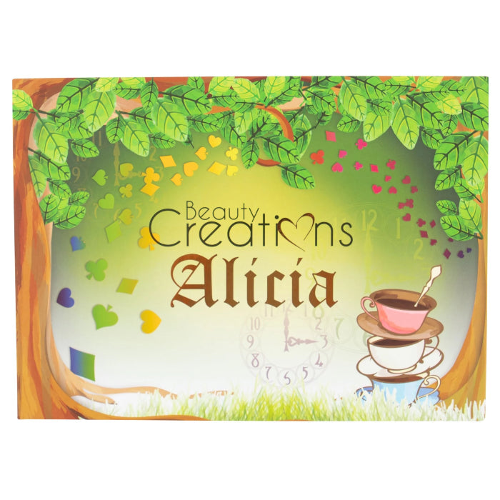 Beauty Creations Alicia Eyeshadow Palette