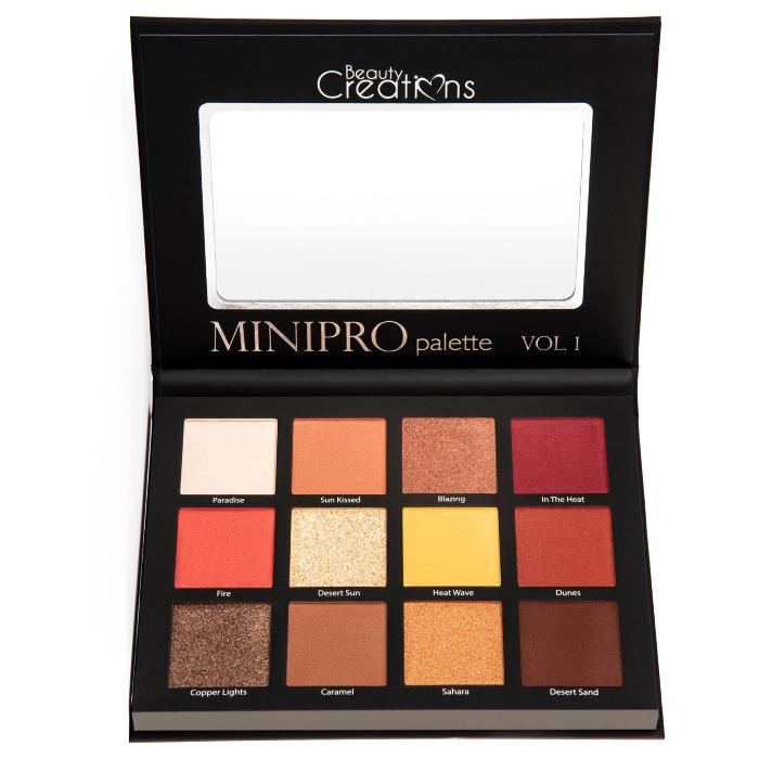 Beauty Creations Mini Pro Palette Vol. 1
