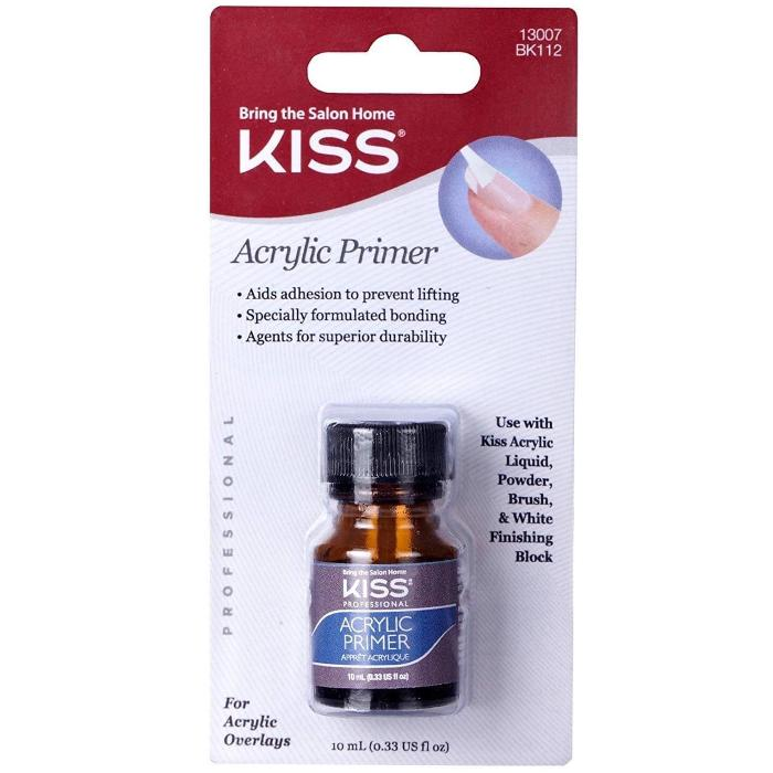 Bring The Salon Home Kiss Acrylic Primer 13007 - BK112 0.33oz / 10mL