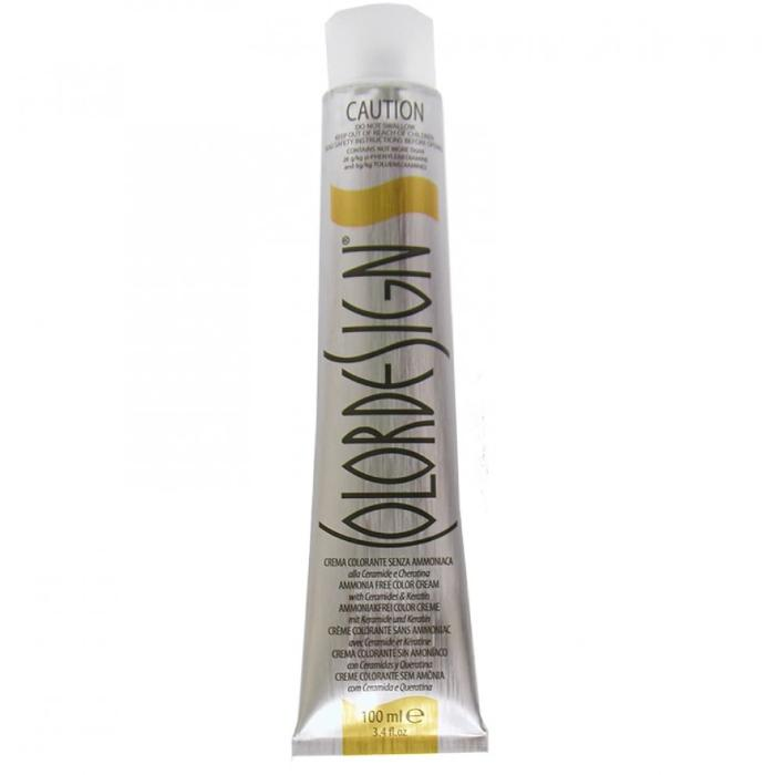 Color Design Ammonia Free Color Cream With Ceramides And Keratin 100ml/3.4oz