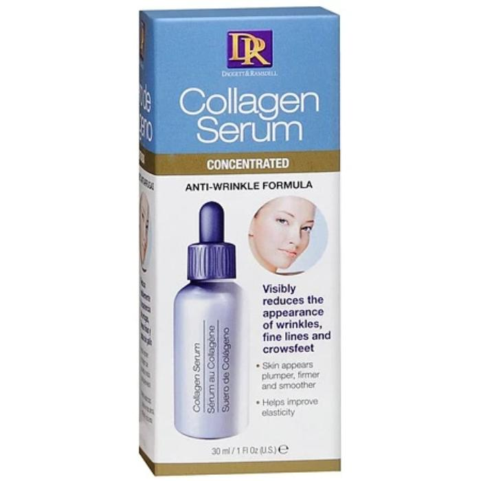 DR Daggett & Ramsdell Collagen Serum Concentrated Anti-Wrinkle Formula 1oz / 30ml