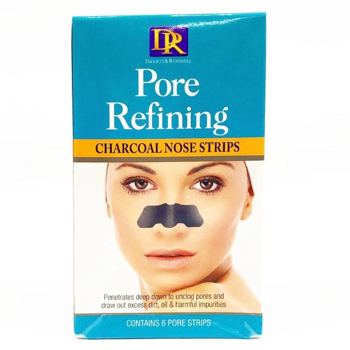 DR Daggett & Ramsdell Pore Refining Charcoal Nose Strips