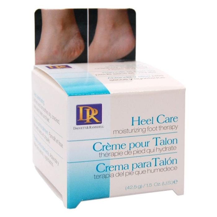 DR Daggett & Ramsdell Heel Care Moisturizing Foot Therapy 1.5oz / 42.5g