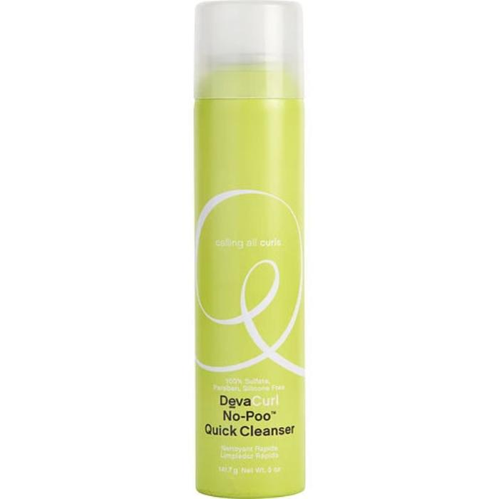 No-Poo Quick Cleanser
