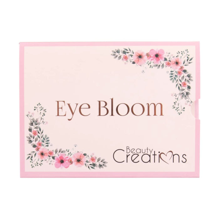 Beauty Creations Eye Bloom Eyeshadow Palette