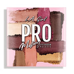 PRO Eyeshadow Palette - GES432 Mastery