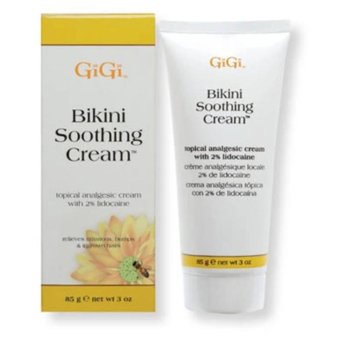 GiGi Bikini Soothing Cream 3oz / 85g