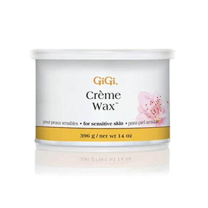 GiGi Crème Wax For Sensitive Skin 14oz / 396g