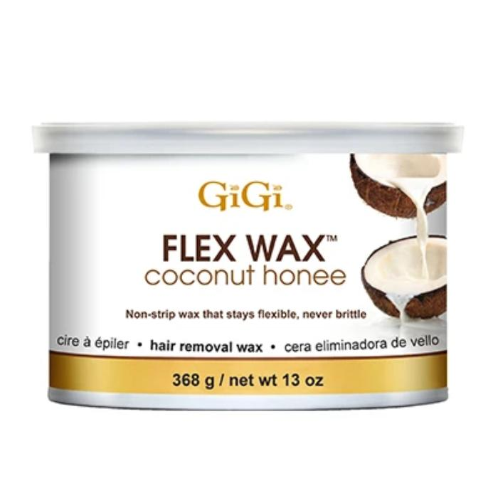 GiGi Flex Wax Coconut Honee Hair Removal Wax 13oz / 368g
