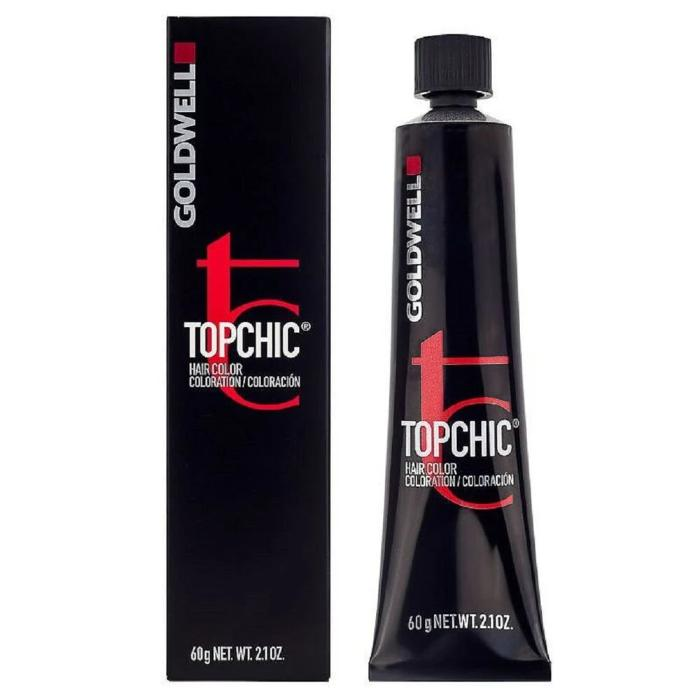 Goldwell Topchic Permanent Hair Color 60g NET. WT. 2.1oz (Continue)
