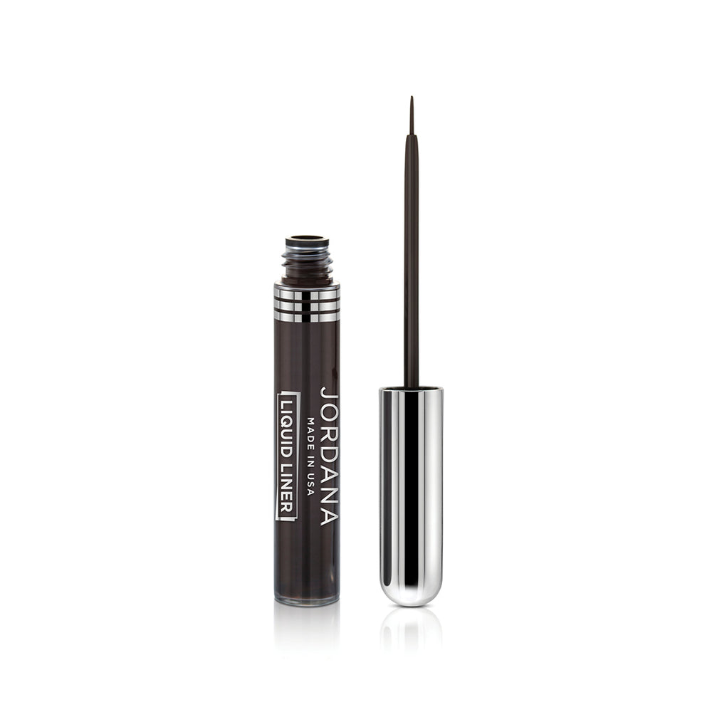 Jordana Liquid Liner 42 Dark Brown .16oz / 5.0mL