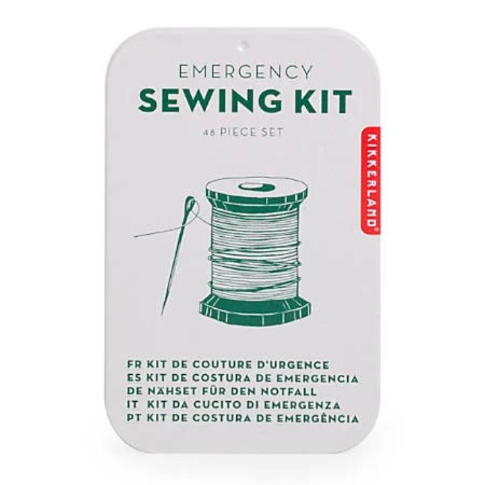 Kikkerland Emergency Sewing Kit 48 Piece Set