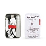 Kikkerland Emergency Tech Kit 4 Piece Set