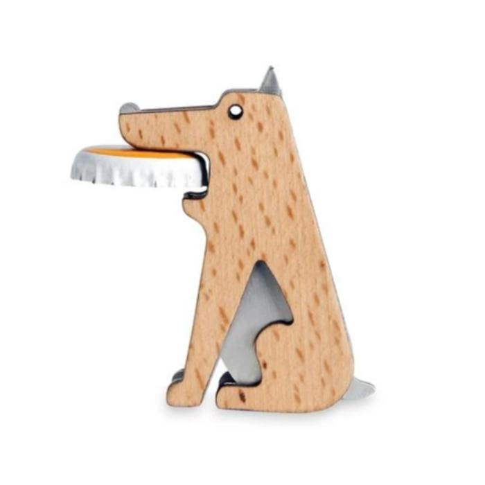Kikkerland Fetch! Bottle Opener