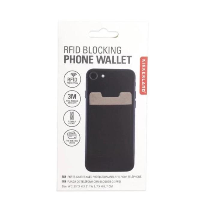 Kikkerland Rfid Blocking Phone Wallet