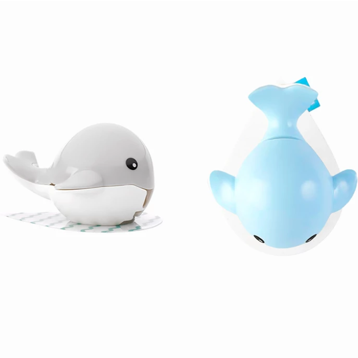 Kikkerland Whale Toothbrush Holder