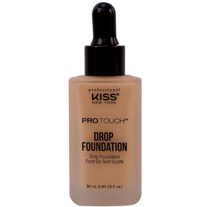 Kiss New York Professional Pro Touch Drop Foundation 1.01oz / 30mL