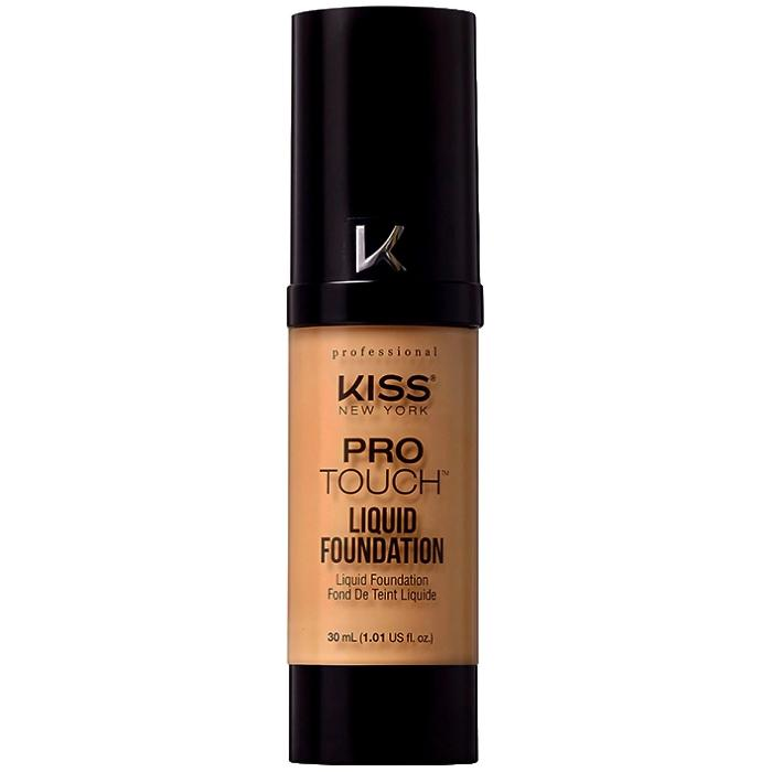 Kiss New York Professional Pro Touch Liquid Foundation 1.01oz / 30mL