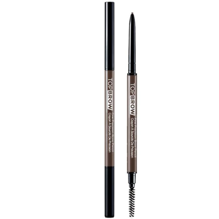 Kiss New York Professional Top Brow Fine Precision Brow Pencil 0.002oz / 0.08g